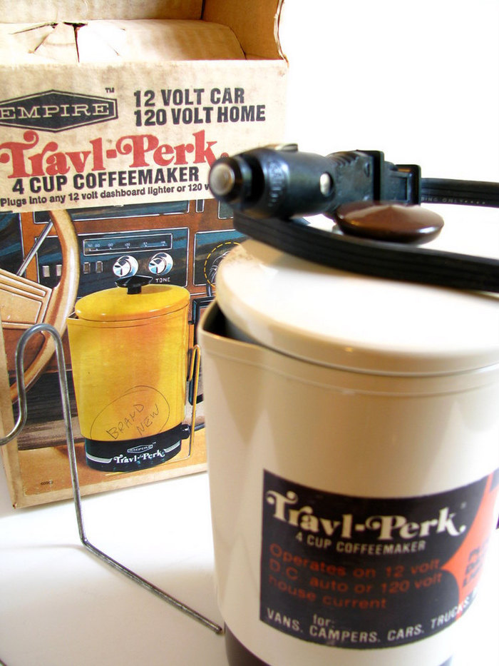 Travl-Perk Coffeemaker 5