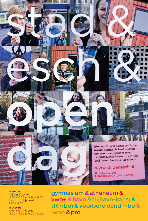 Stad & Esch Open Dag 1