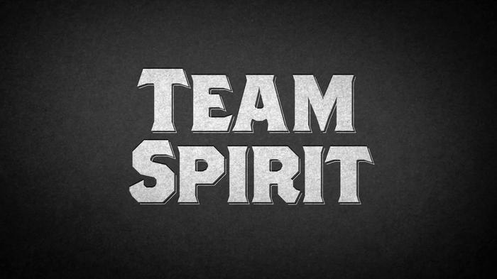Team Spirit documentary for ESPN 1