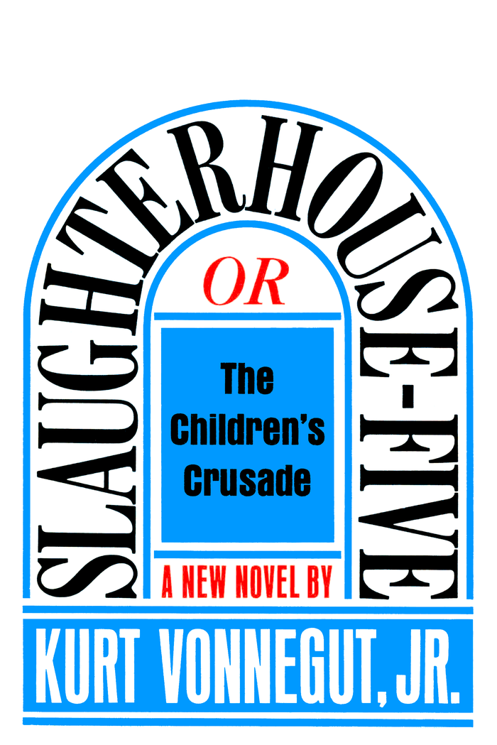 Slaughterhouse Five, first edition 1