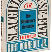 <cite>Slaughterhouse Five</cite>, first edition