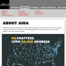 AIGA Website