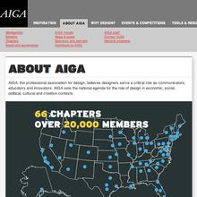 AIGA Website