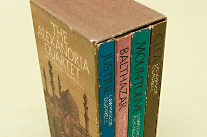 The Alexandria Quartet paperback box set 2