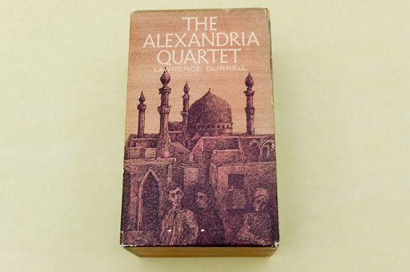 The Alexandria Quartet paperback box set 4