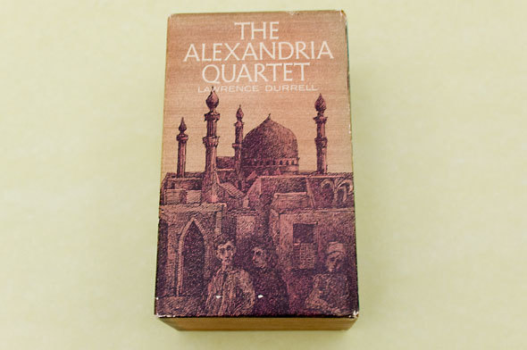 The Alexandria Quartet paperback box set 4