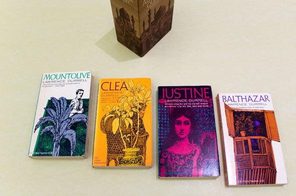The Alexandria Quartet paperback box set 3