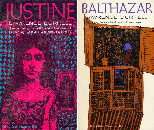 The Alexandria Quartet paperback box set 1