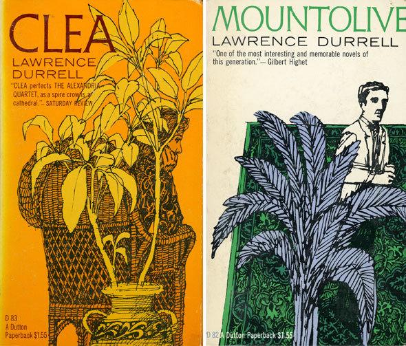 The Alexandria Quartet paperback box set 5