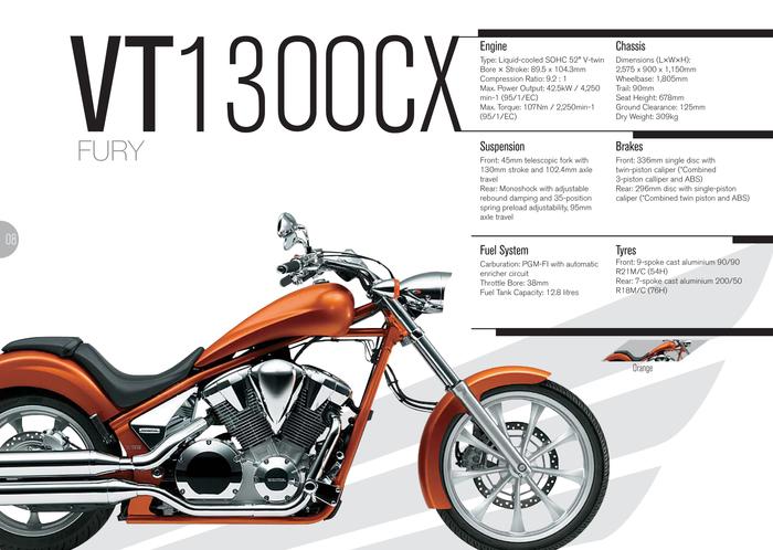 Honda Catalogue 1