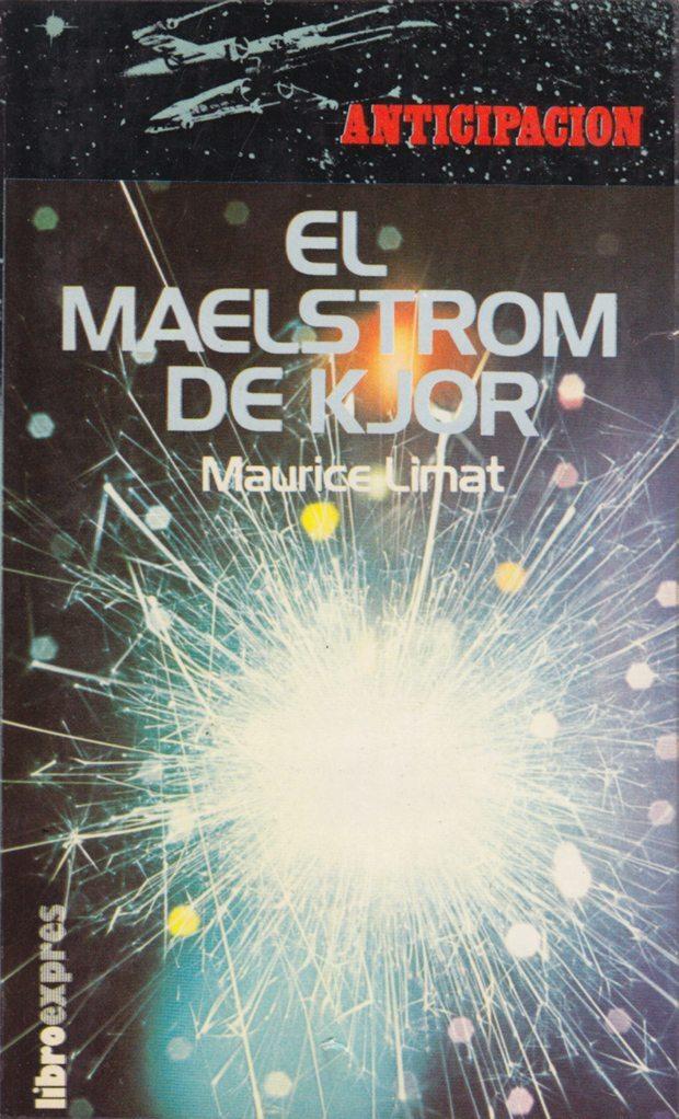 ANTICIPACION sci-fi book series 1