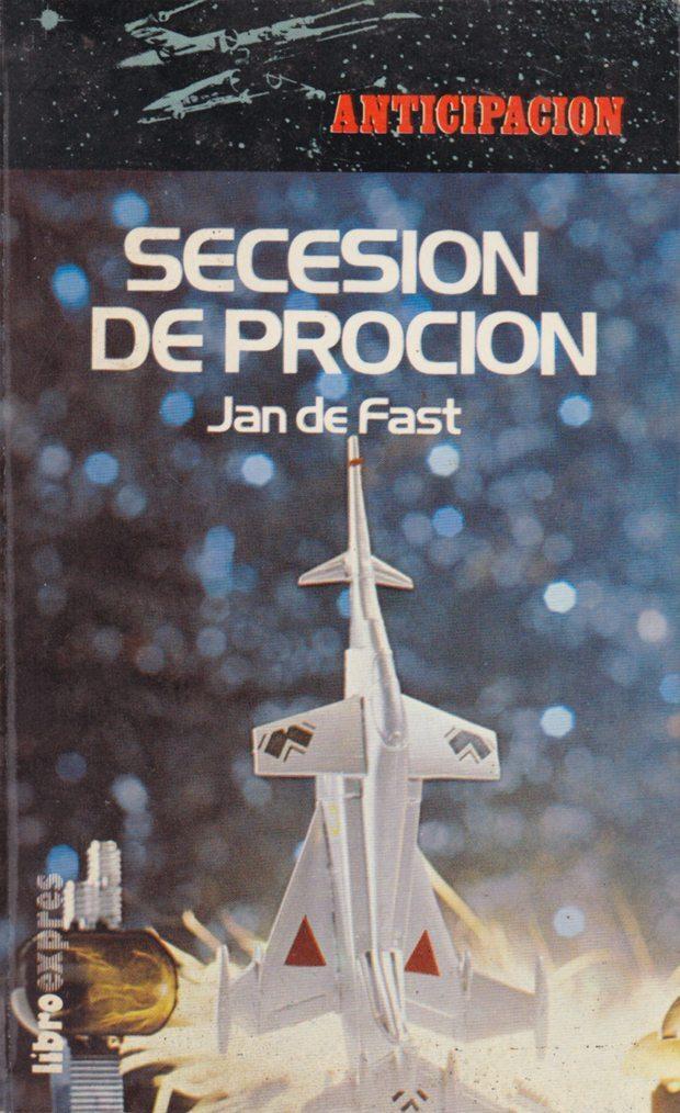 ANTICIPACION sci-fi book series 2