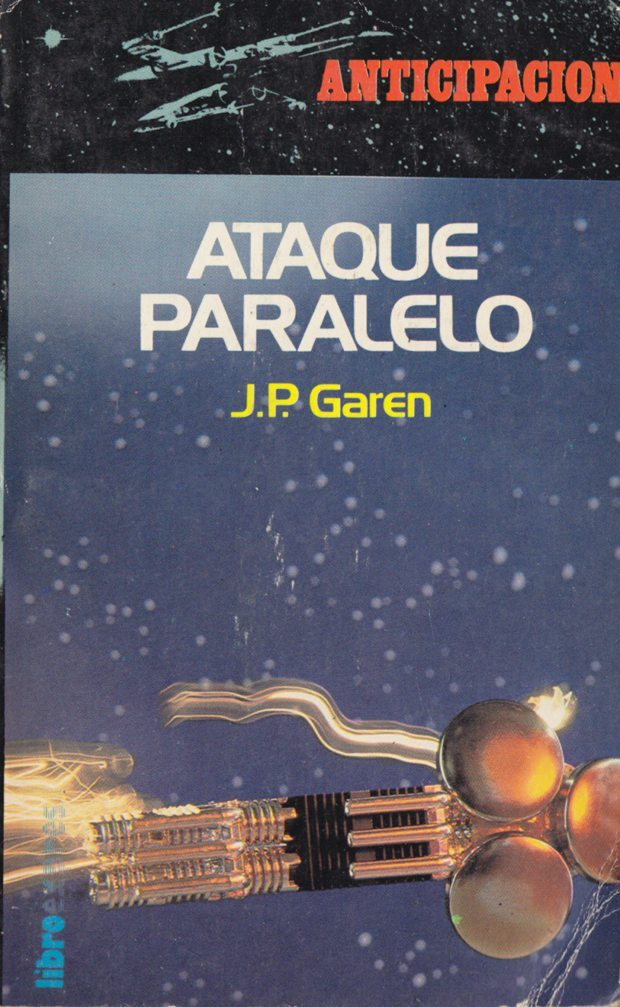 ANTICIPACION sci-fi book series 6