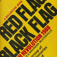 <cite>Red Flag Black Flag: French Revolution 1968</cite> book cover