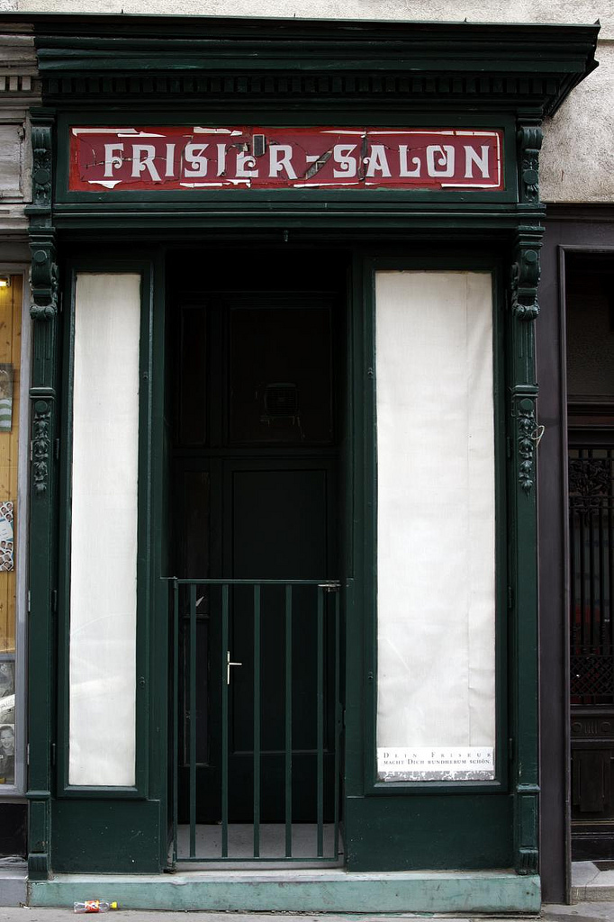 Frisier-Salon in Vienna