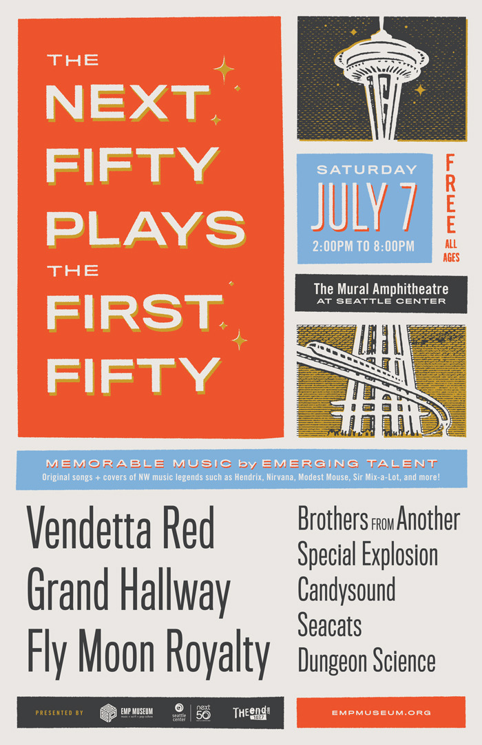 The Next Fifty Plays the First Fifty