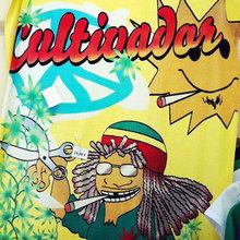 """""""Cultivador"""" weed towel"""