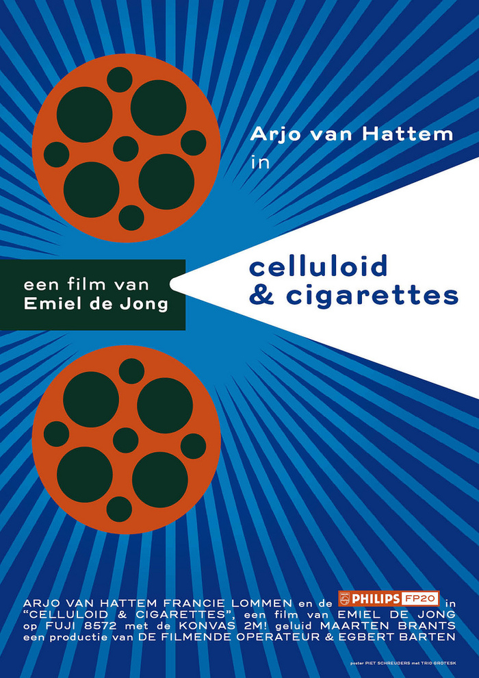 Celluloid & Cigarettes movie poster 1