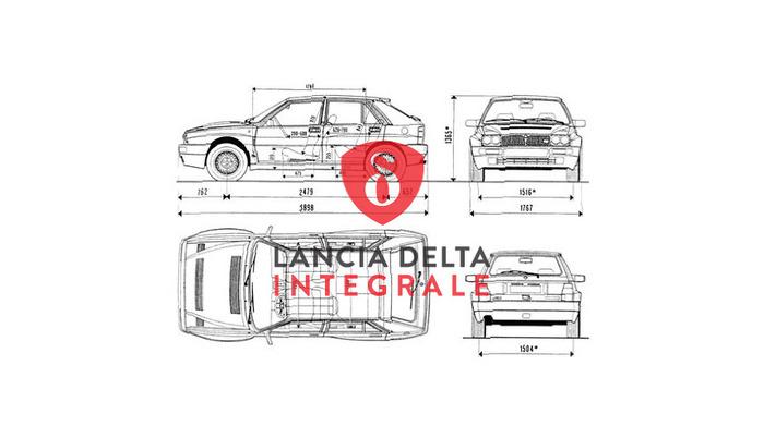 Lancia Delta Integrale 5
