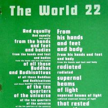 <cite>The World 22</cite>