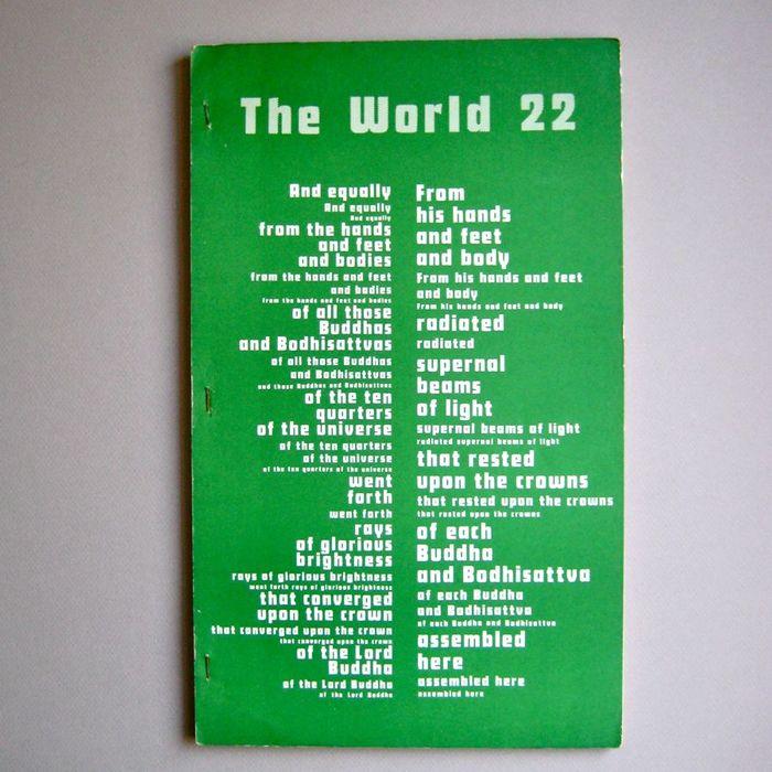 The World 22 2