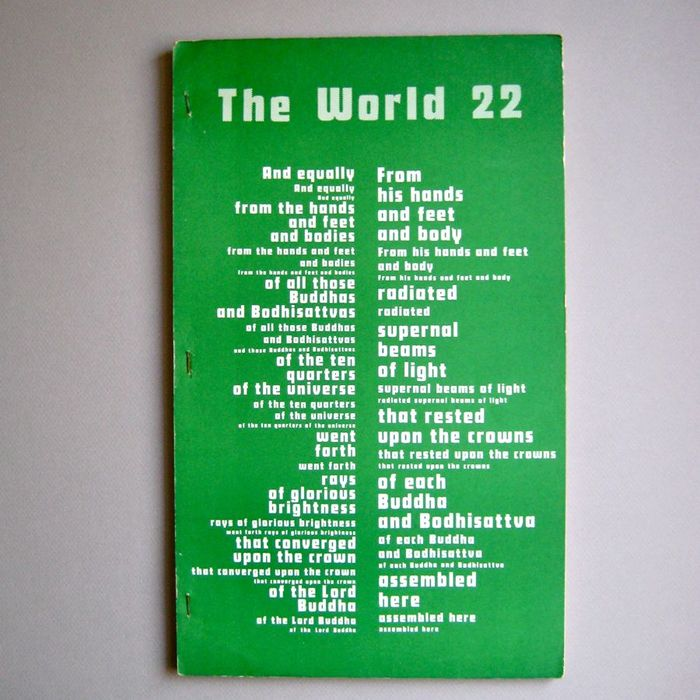 The World 22 2