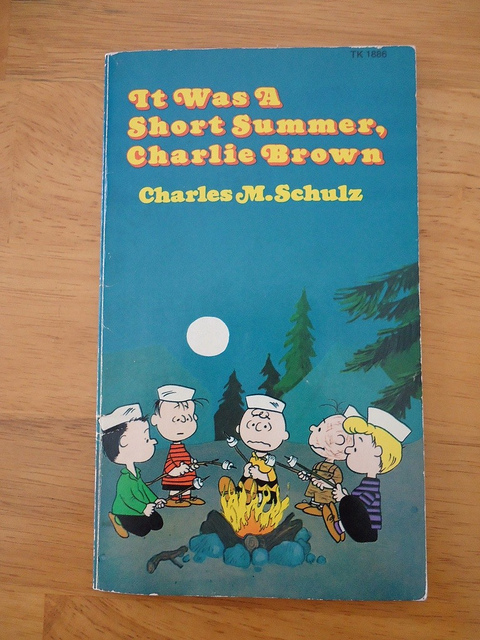 """It was a Short Summer, Charlie Brown"""