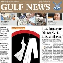 <cite>Gulf News</cite>