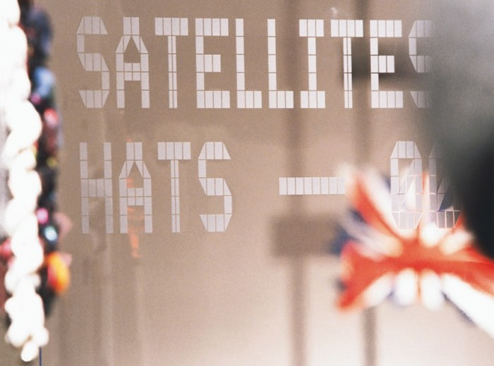 Satellites of Fashion Exhibition 1