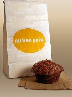 Au Bon Pain logo / branding 5