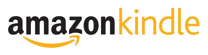 Amazon Kindle logo and marketing 2