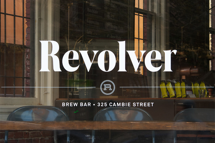 Revolver Coffee 1