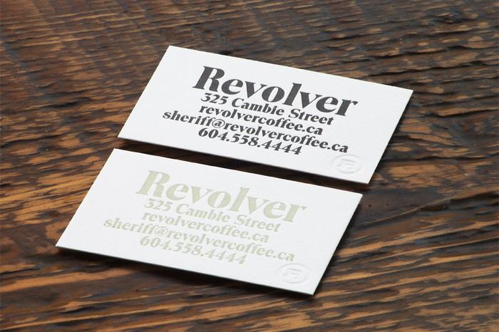 Revolver Coffee 4