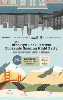 The Brooklyn Book Festival Bookends Opening Night Party