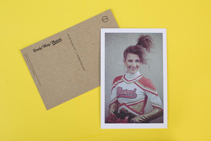 MVB Mascot Postcards 1