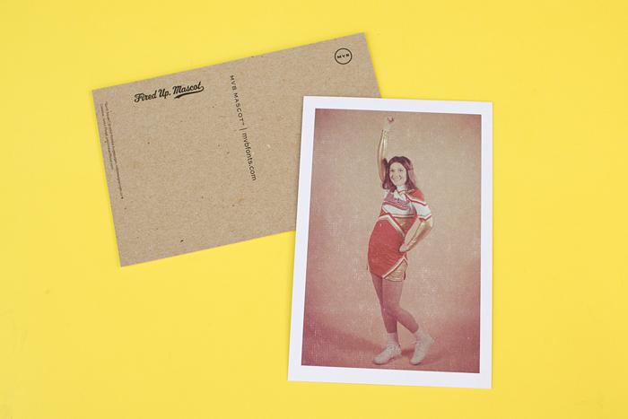 MVB Mascot Postcards 2