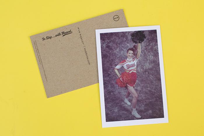 MVB Mascot Postcards 4