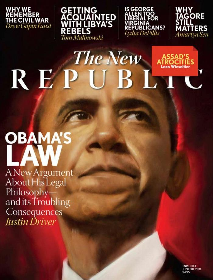 The New Republic Magazine 1