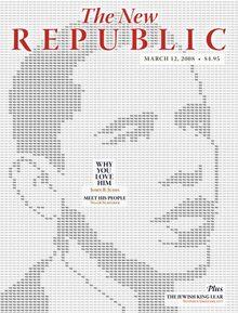 <cite>The New Republic</cite> Magazine