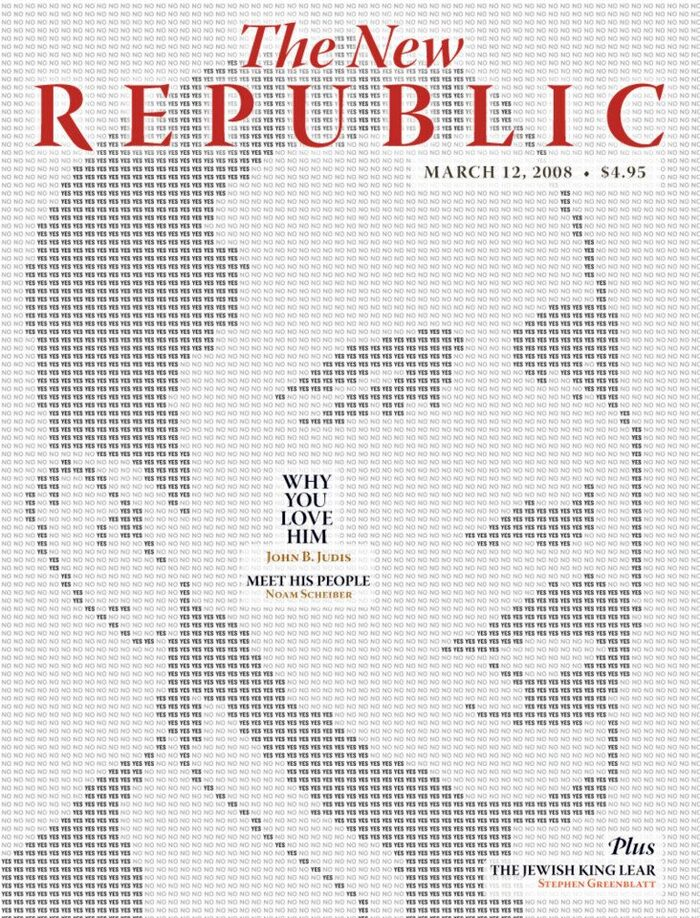 The New Republic Magazine 2