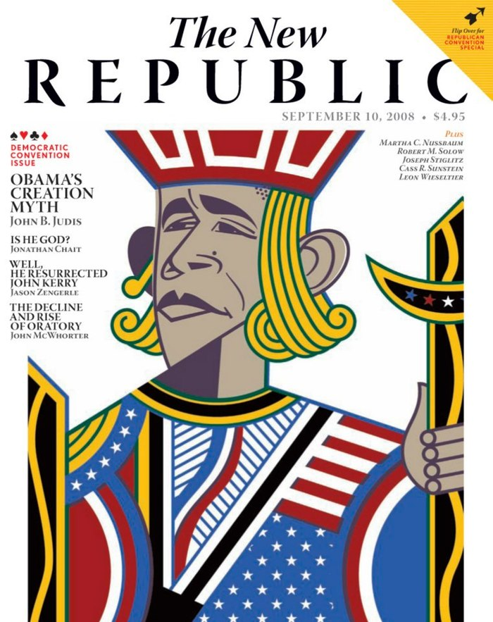 The New Republic Magazine 3