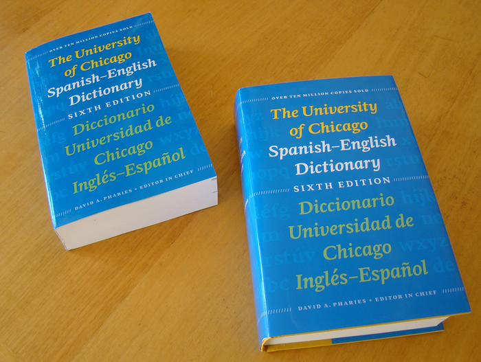 The University of Chicago Spanish–English Dictionary, Sixth Edition 2