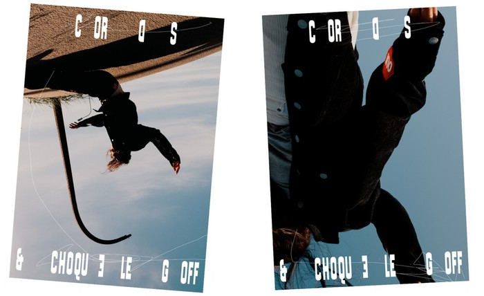 The Cords × Choque Le Goff collab lookbook 1