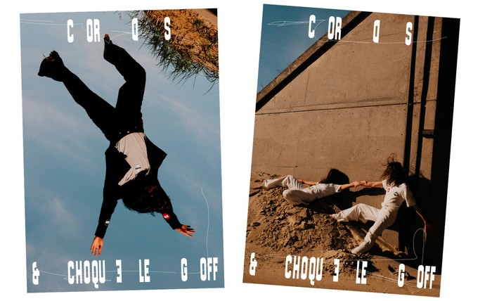 The Cords × Choque Le Goff collab lookbook 2