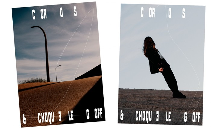 The Cords × Choque Le Goff collab lookbook 3
