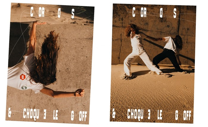 The Cords × Choque Le Goff collab lookbook 4