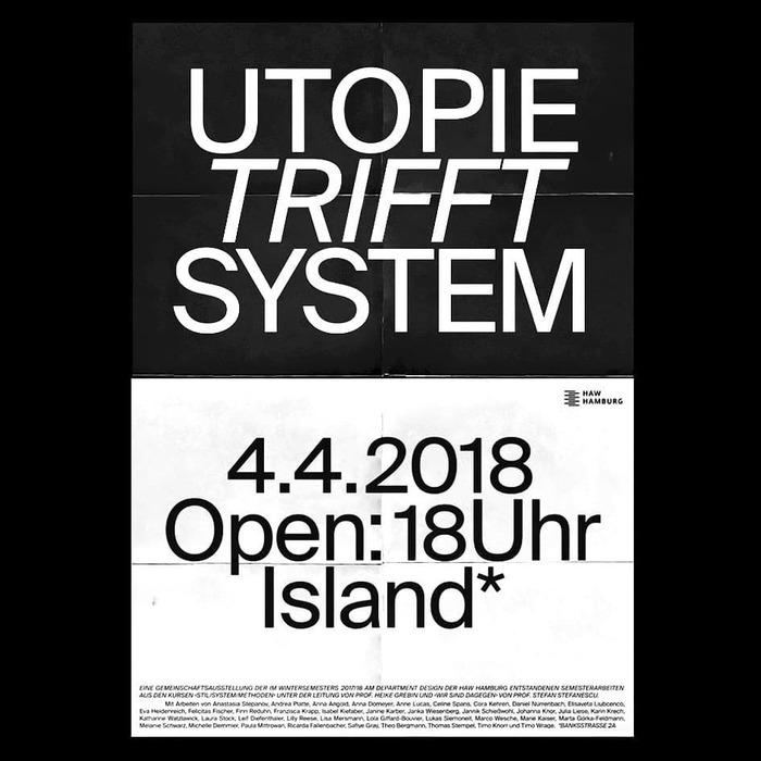System Trifft Utopie 3