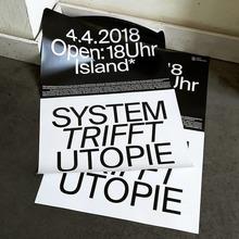 System Trifft Utopie