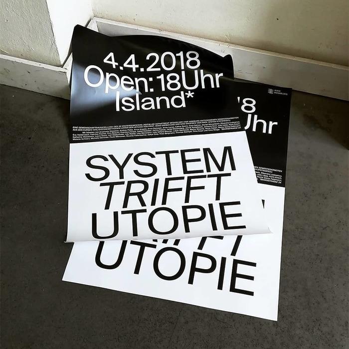 System Trifft Utopie 1