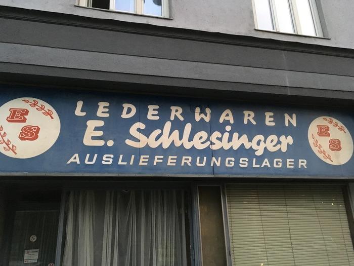 Lederwaren E.Schlesinger